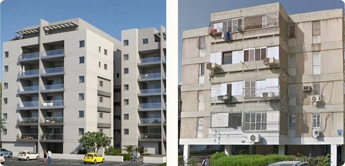 קורקידי 20 ו 22 תל אביב